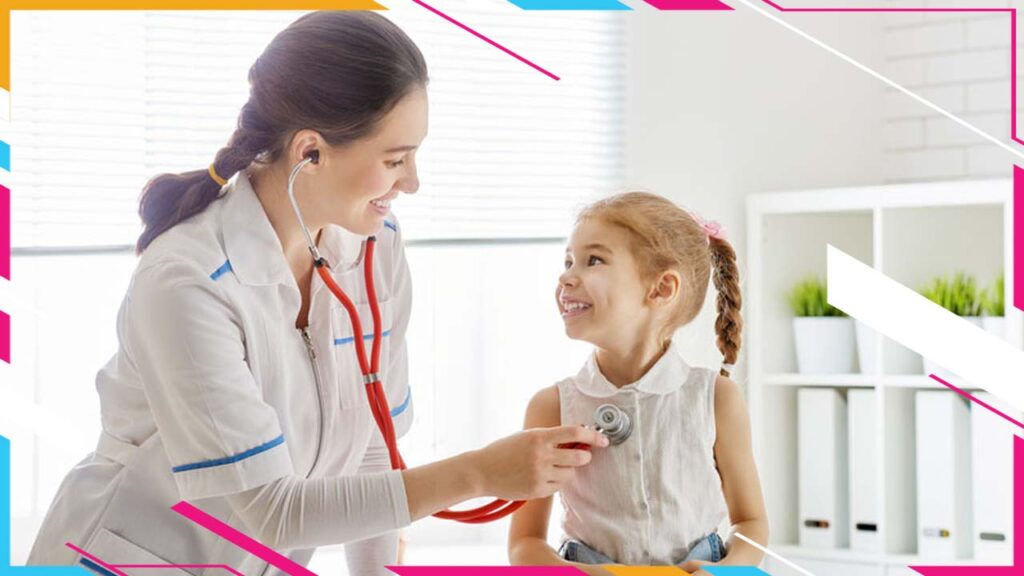 What are the signs of heart problems in young children
