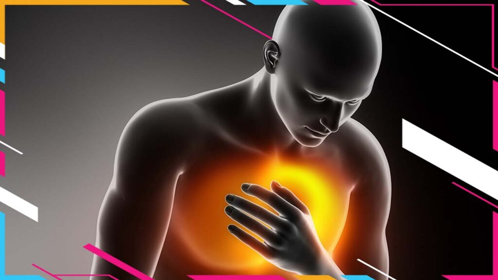 Chest deformation – effects of chest deformation on the heart